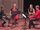 Herfstconcert Berlage Saxophone Quartet