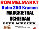 Mega-rommelmarkt Margriethal Schiedam