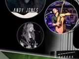 Andy Jones Band Miel on tour Delacie Allen