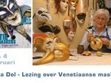 Olga Dol – Venetiaanse maskers  lezing