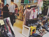 Vintage kleding sale Plunje