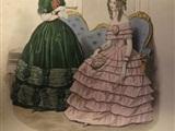 Historische modeprenten