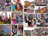 Carnavals optocht Lewedorp-Kraaienist