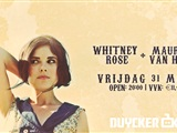 Whitney Rose can  Maurice van Hoek