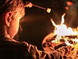 Zelf popcorn poffen boven het vuur & BoerenBios