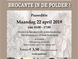 Brocante in de polder de paaseditie