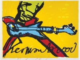 Expositie Herman Brood