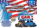 American Car Event te Marum