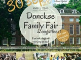 Donckse Family Fair & Oogstfeest