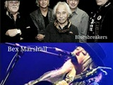 Bluestour Bluesbreakers met Bex Marshall UK kome