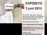 Expositie Monique's Atelier
