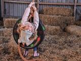 Winterboerderij in de Kerstvakantie