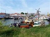 Lekkodagen historische schepen Wijk bij Duurstede