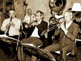 Optreden Gumbo Jazzband
