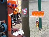 Oranjerit - vind puzzelend de juiste weg