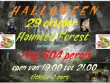 Halloween Pernis Haunted Forest