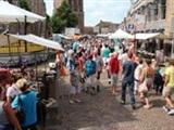 Toeristische Markt Zo lang als Workum
