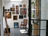 Open atelierroute KunstLijn Lunteren
