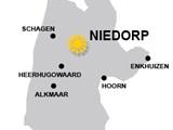 Nazomeren in Niedorp