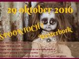 Spooktocht Westerbork