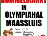 Rommelmarkt Olympiahal Maasluis