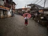 Jakarta de mensen achter de zeemuur