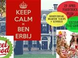 Lentekriebels Feel Good event in Breukelen
