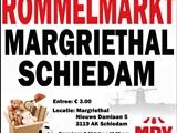 Rommelmarkt Margriethal Schiedam