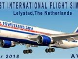 Flight Simulator Weekend 2018