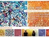 Jo & Josie Onder invloed van de zee