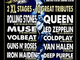Legends of Rock tribute festival XXL