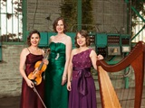 A Celtic & Colourful Chrismas met Merain Trio