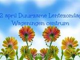 Duurzame lentezondag