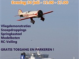 Internationale Drone- en Modelvliegshow Rozenburg