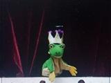De Kikkerkoning door poppentheater Ronzebons