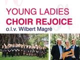 Jubileumconcert 5 jaar Young Ladies Choir Rejoice