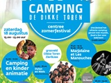 Festival 'Camping de Dikke Toren' Zierikzee