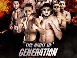 Kickboksgala 'Night of the Generation'