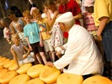 Kinderkaasmarkt Alkmaar