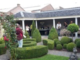 Open Tuinendag Culturele Vaarroute Monnickendam