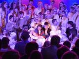 Kerstmuiscal 'De hemel op stelten'