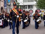 Openluchtconcert Vrijwillig Fanfarekorps der Genie