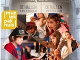 Kindermuziekfestival in de Hallen