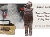 Truus Diemeer Gerco Mulder en Coby Mulder expo