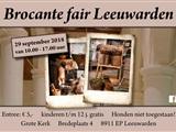 Brocante fair Leeuwarden