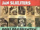 Jan Sluijters Oorlogsprenten 1915 - 1919