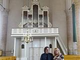 Orgel en Mezzosopraan Aart en Helma Kot
