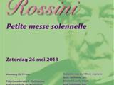 Voorjaarconcert Petite Messe Solennelle Rossini