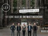 Populaire band LEV komt naar Middelburg