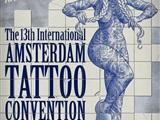 Tattoo Conventie Amsterdam